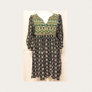 Umgee Babydoll Dress/Tunic